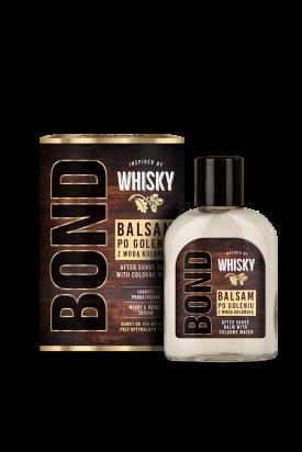 Balsam po goleniu Bond Whisky